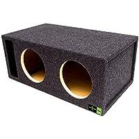 SQ-15DQVDD Soundqubed-15 Soundqubed Dual Vented, Sounqubed woofer specific enclosure certified