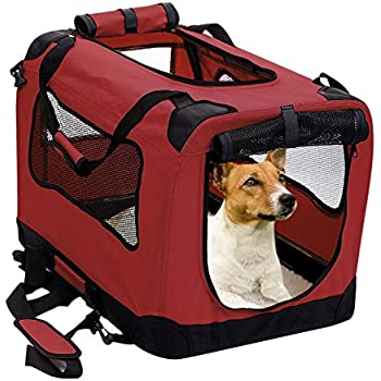 Amazon Com Pet Gear Home N Go Deluxe Soft Sided Pet