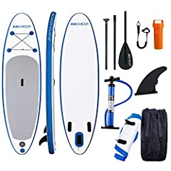 A Vigorous, Healthy Lifestyle Can Hardly Be Refused----Paddleboarding With iSUPs Getting out on the water on an inflatable standup paddleboard (iSUP) is rewarding, relaxing and exciting! Whether you're paddling on a lake, into a bay, or out i...