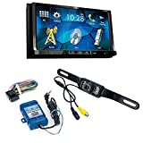 "JVC KW-V420BT 7"" Touchscreen with Steering Wheel Interface and Back Up Camera"