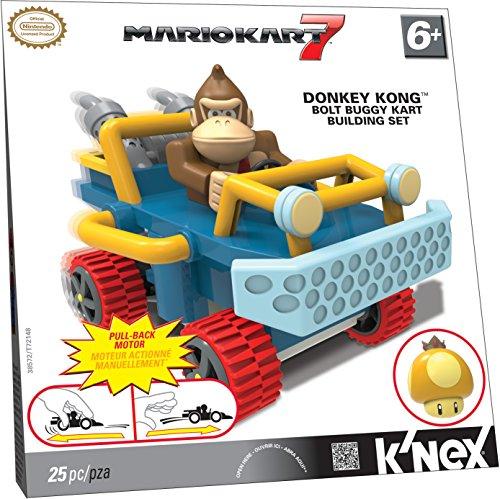 KNEX Nintendo Mario Kart 7 Donkey Kong Bolt Buggy Kart