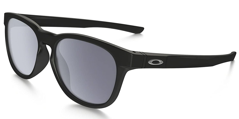 OO9315 01 55サイズ OAKLEY (オークリー) サングラス STRINGER Matte Black Grey OO9315-01 ストリンガー メンズ レディース   B01EQSO9E4