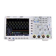 OWON XDS3104E Digital Oscilloscope 100Mhz DSO 4 Channels 1GS/S 14BITS LCD with Touch screen Function
