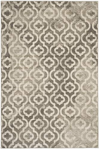 Safavieh Porcello Collection PRL7734E Area Rug, 9 x 12 , Grey Ivory