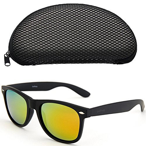 LotFancy Sunglasses Women Case Protection