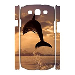 DIYCASESTORE Samsung Galaxy S3 I9300 Case delphis design Customized Gifts Hard Case WE483878