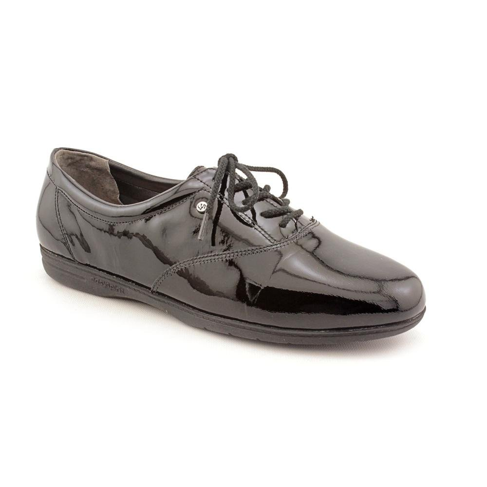 Black-patent Easy Spirit Women's Motion Sport Lace-Up Sneaker