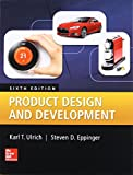 : Product Design and Development (Irwin Marketing)