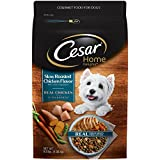 Cesar Small Breed Dry Dog Food, Home Delights Slow Roasted Chicken Flavor with Garden Vegetables 9 Pounds
