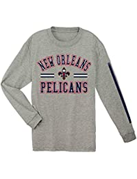 NBA New Orleans Pelicans Youth Long Sleeve
