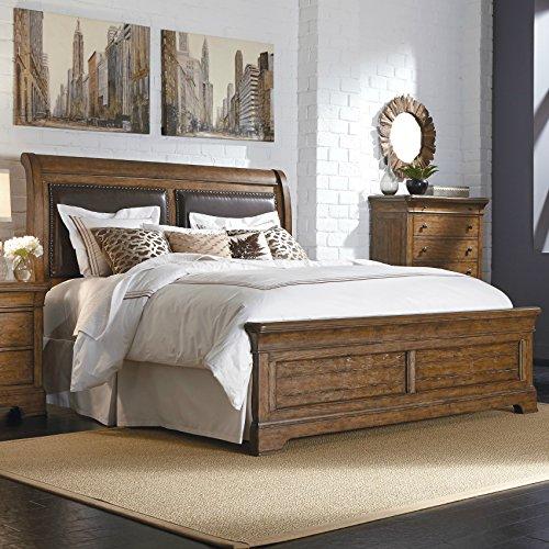 - Pulaski American Attitudes Upholstered Bed, California King