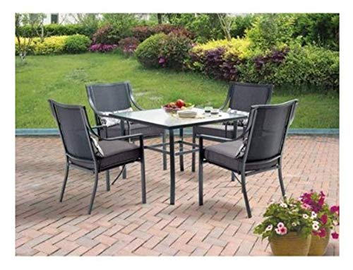 Gramercy Home 5 Piece Patio Dining Table Set -  - patio-furniture, dining-sets-patio-funiture, patio - 51Xu6zyb1SL -