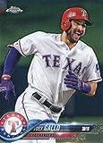 2018 Topps Chrome Baseball #108 Joey Gallo Rangers