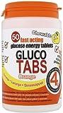 Gluco Tablets Orange Jar 50 Tablets (Pack of 6)