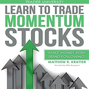 Learn to Trade Momentum Stocks Audiobook
