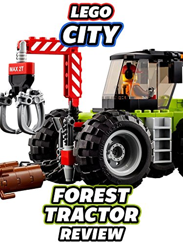 Lego Tractor (Review: Lego City Forest Tractor Review)