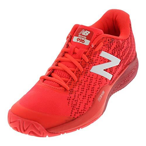New Balance Men's 996v3 Hard Court Tennis Shoe, Flame, 10 D US (New Tennis Apparel Balance)