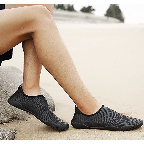 Water Breathable Water Sports Skin Yoga Beach Pool Quick Swimming Barefoot Water skidding Shoes Dry L Socks Nclon Unisex Anti Barefoot STq1wW7