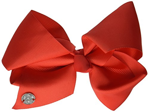 JoJo Siwa Medium Hair Bow (Basic Red)
