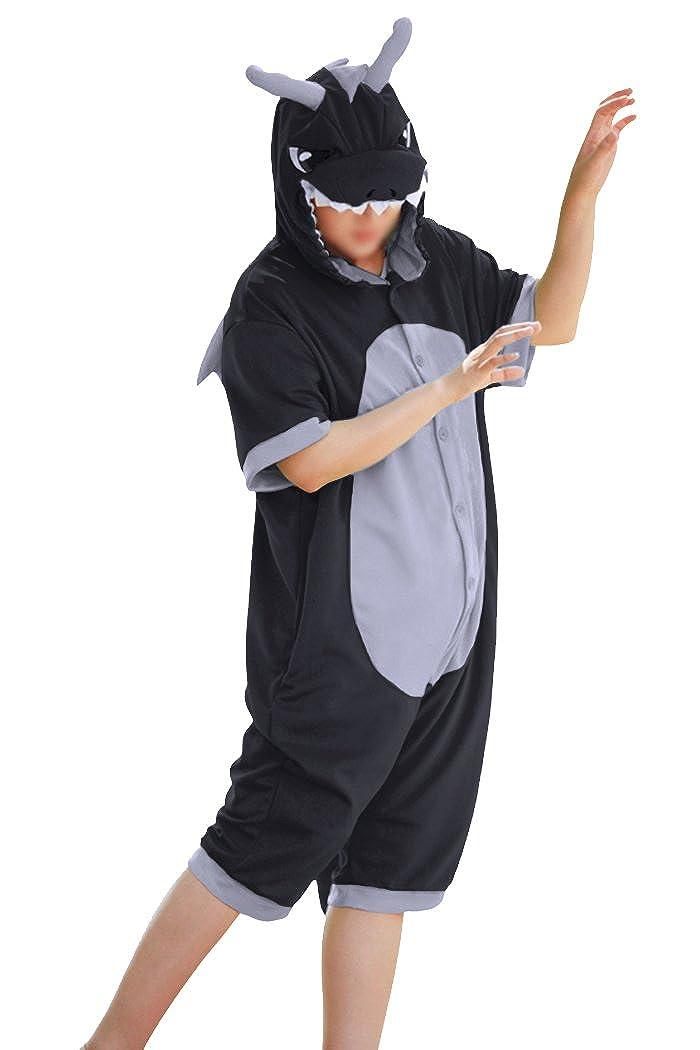 wotogold Pigiama di Drago Animale Costumi Cosplay per Adulti Unisex