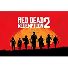"""CGC Huge Poster - Red Dead Redemption 2 PS4 XBOX ONE GLOSSY FINISH - OTH685 (16"""" x 24"""" (41cm x 61cm))"""