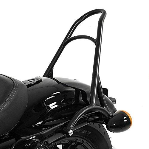 // Custom // Low XL 883 L XL 883 L // Iron XL 883 C XL 883 // Superlow Sissy Bar f/ür Harley Davidson Sportster 883 // R Roadster XL 883 R XL 883 N Craftride schwarz