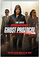 Mission Impossible 4: Ghost Protocol Digital HD Ultraviolet Movie