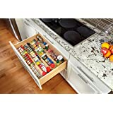 Rev-A-Shelf - 4SDI-24 - X-Large Wood Spice Drawer Insert