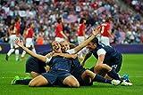 Alex Morgan Carli Lloyd Sports Poster Photo Limited Print Sexy Celebrity USA Olympic Women's Soccer Team Athlete Size 24x36 #1
