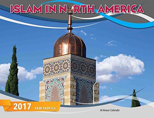 2017 Islam in North America Wall Calendar (Best Wife In Islam)