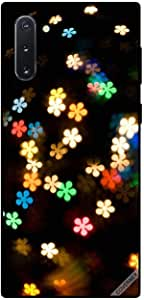 Case For Samsung Galaxy Note10 - Flower Shape Lights