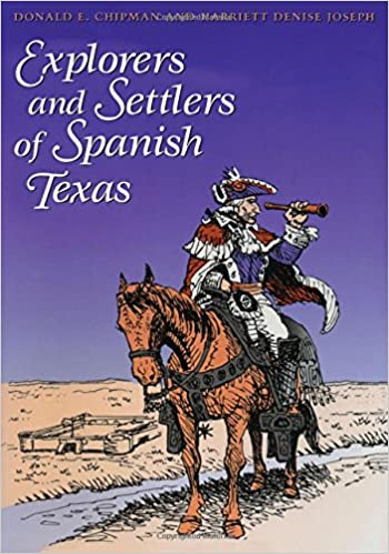 ((REPACK)) Explorers And Settlers Of Spanish Texas: Men And Women Of Spanish Texas. Foreign variety vessel pauses Estados 51XuAGJIM4L._SX348_BO1,204,203,200_