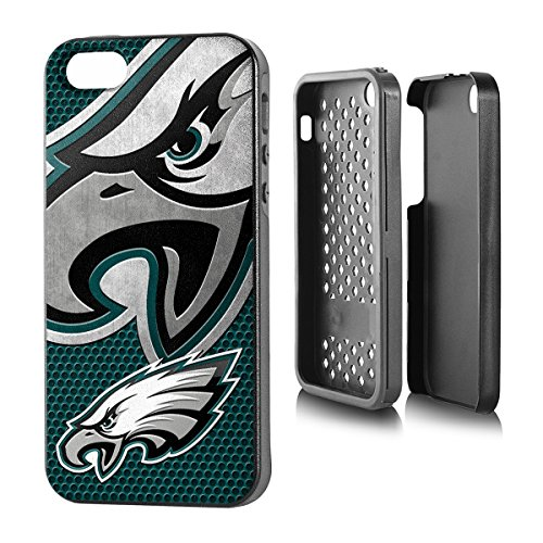 NFL Philadelphia Eagles Rugged Series Phone case iPhone 5/5s, One Size, One Color