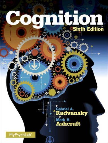 Cognition (6th Edition)