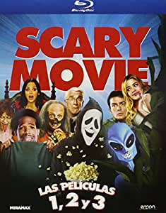 Pack: Scary Movie 1+2+3 [Blu-ray]