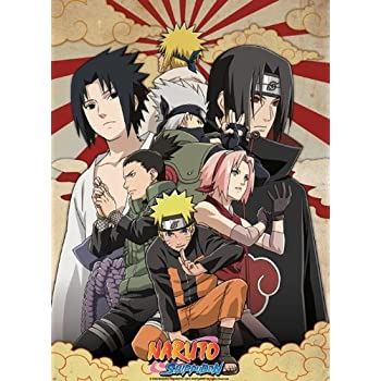 Amazon.com: Naruto Shippuden Cartel Shippuden Grupo 2 (20 ...