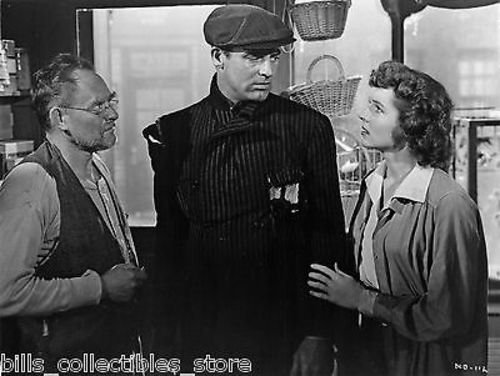 1d2e0131c CARY GRANT JANE WYATT JUNE DUPREZ NONE BUT THE LONELY HEART 8X10 ...