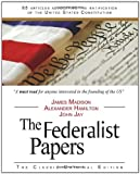 The Federalist Papers, Alexander Hamilton and James Madison, 1936594404