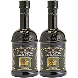 Colavita Extra Virgin Olive Oil Special, 17 Ounce (Pack of 2)