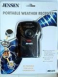 Jensen Portable Weather Receiver MR-680