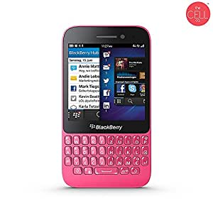 BlackBerry Q5 Factory Unlocked Pink SQR100-2