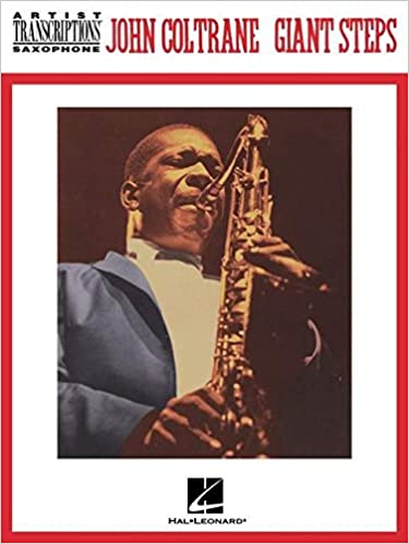 Book John Coltrane - Giant Steps: Tenor Saxophone