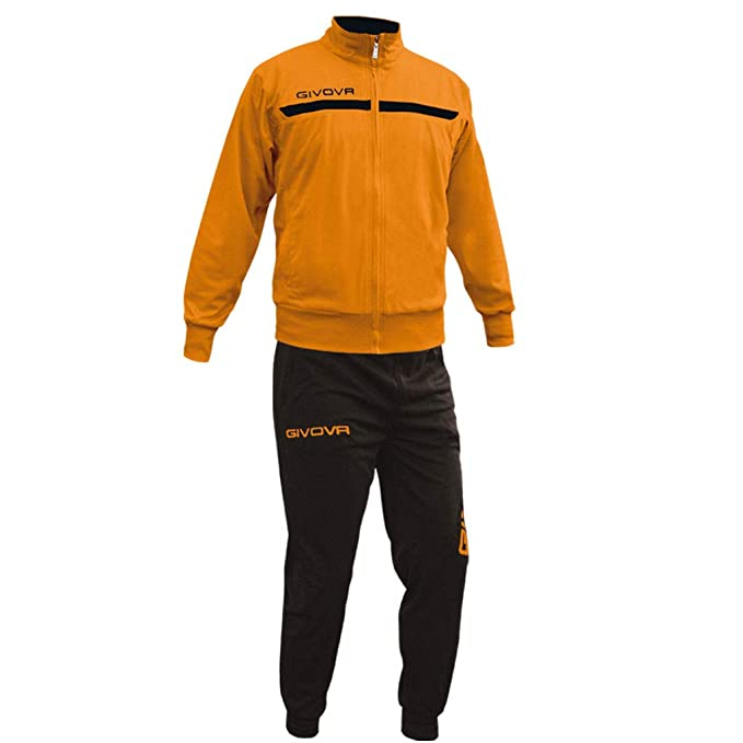 c7e20bd50a573 DANZA IN VETRINA Tuta GIVOVA One Full Zip  Amazon.it  Abbigliamento