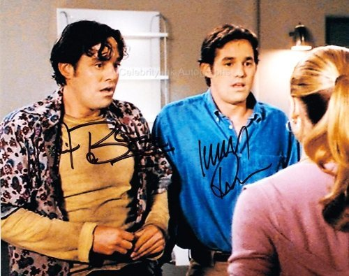 NICHOLAS BRENDON and KELLY DONOVAN as Xander Harris - Buffy The Vampire Slayer from Celebrity Ink