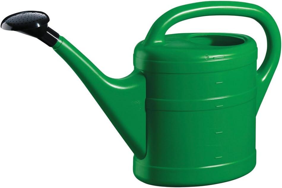 Herstera 5010N - Regadera, 5 L, Color Verde