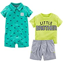 Simple Joys by Carter's Boys' Infant 3-Piece Playwear Set
