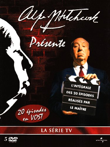 Alfred Hitchcock Presents (20 Episodes) - 5-DVD Box Set ( The Perfect Crime / The Case of Mr. Pelham / Mr. Blanchard's Secret / One More Mile to Go / Art [ NON-USA FORMAT, PAL, Reg.2 Import - France ] (Alfred Hitchcock Presents Lamb To The Slaughter)