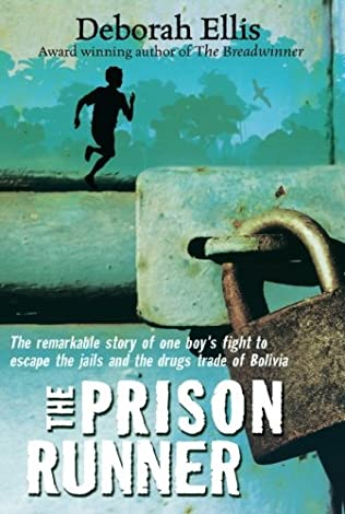 book cover of The Prison Runner