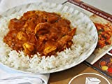 Indian Chicken Tikka Masala & Spiced Basmati Rice Meal Kit by Takeout Kit (Dinner for 4)