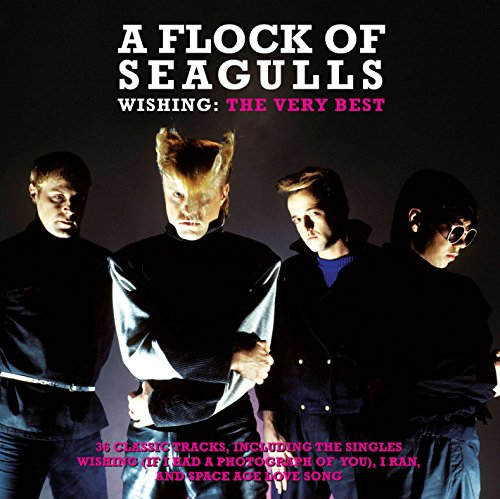A Flock of Seagulls - 80